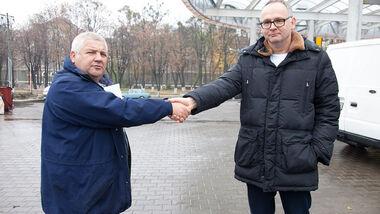 VW Sharan nach Kasachstan Tag 3