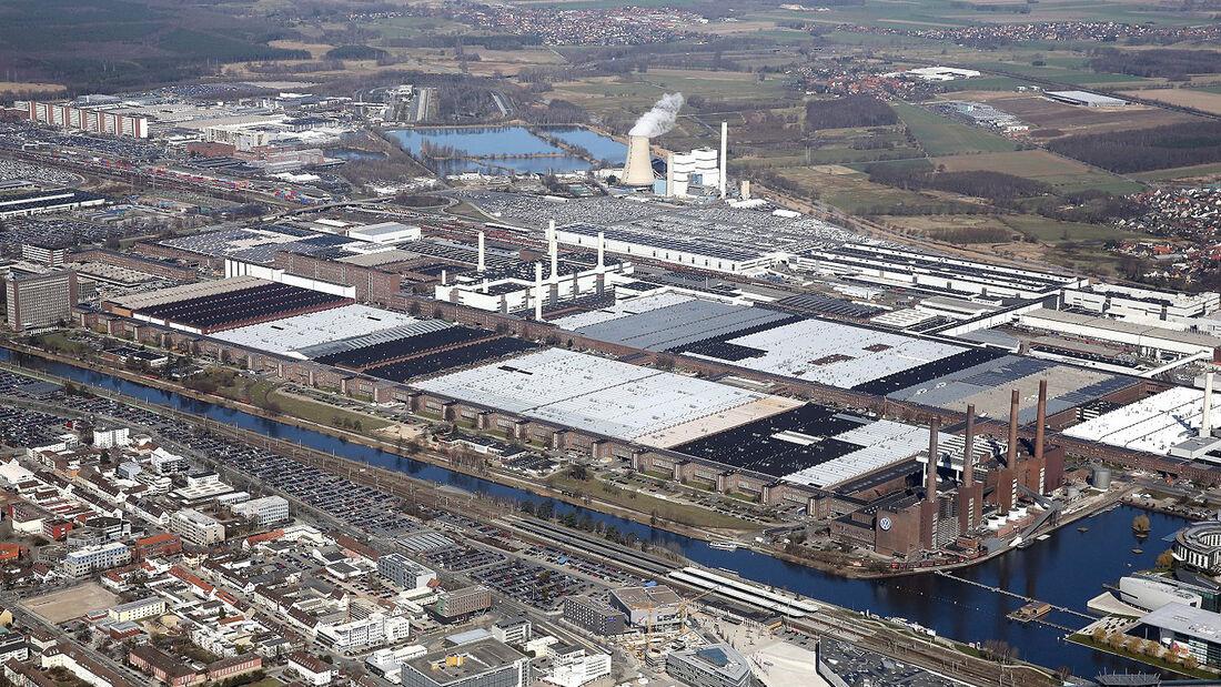 VW Stammwerk Wolfsburg
