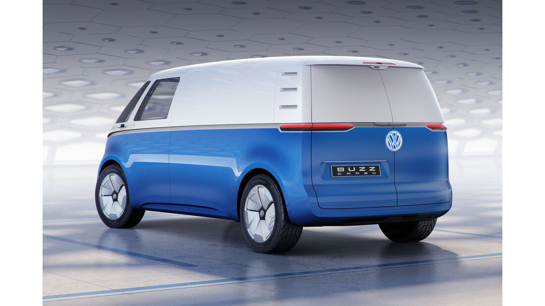 VW Studie I.D. BUZZ CARGO1