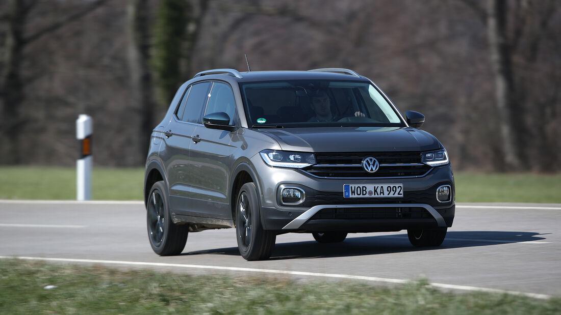 VW T-Cross 1.0 TSI, Exterieur