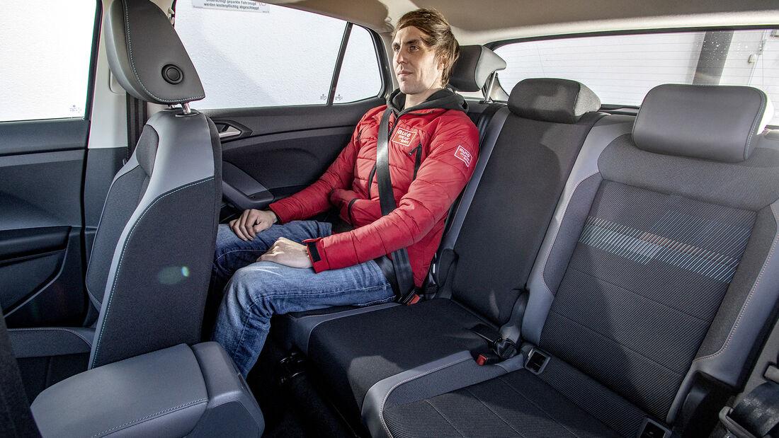 VW T-Cross 1.0 TSI, Interieur