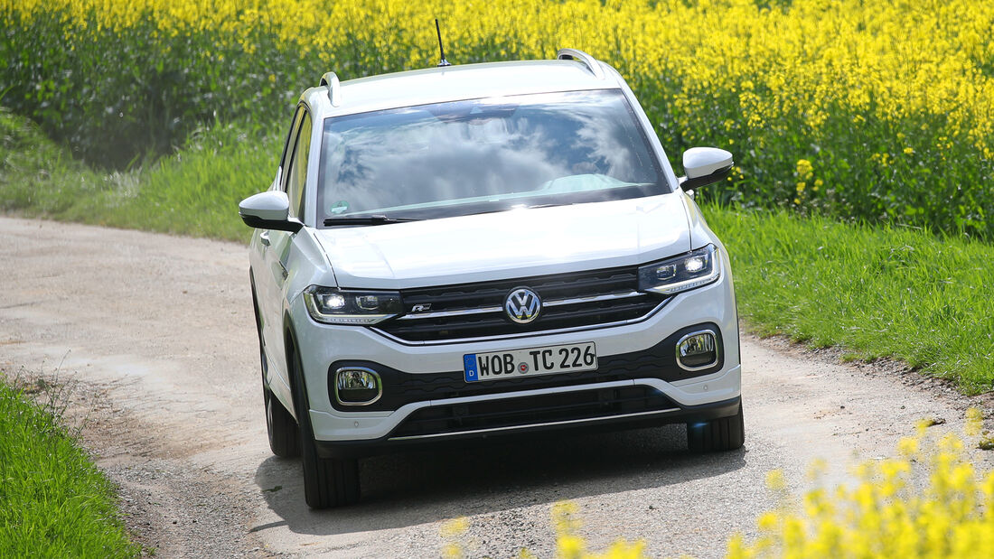 VW T-Cross 1.0 TSI Style