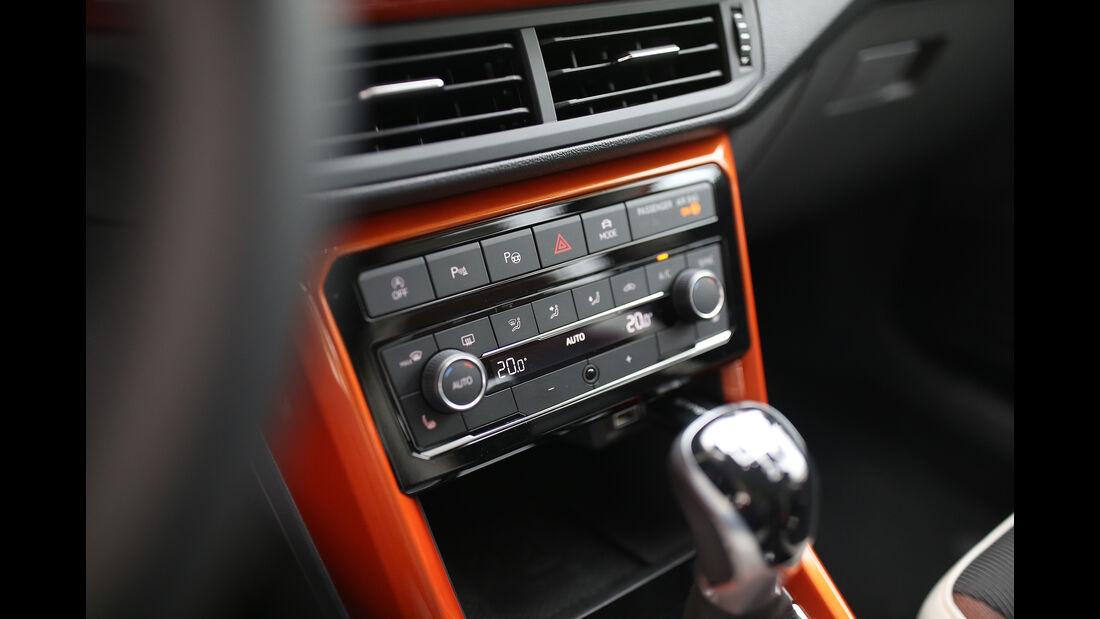 VW T-Cross 1.0 TSI Style, Interieur