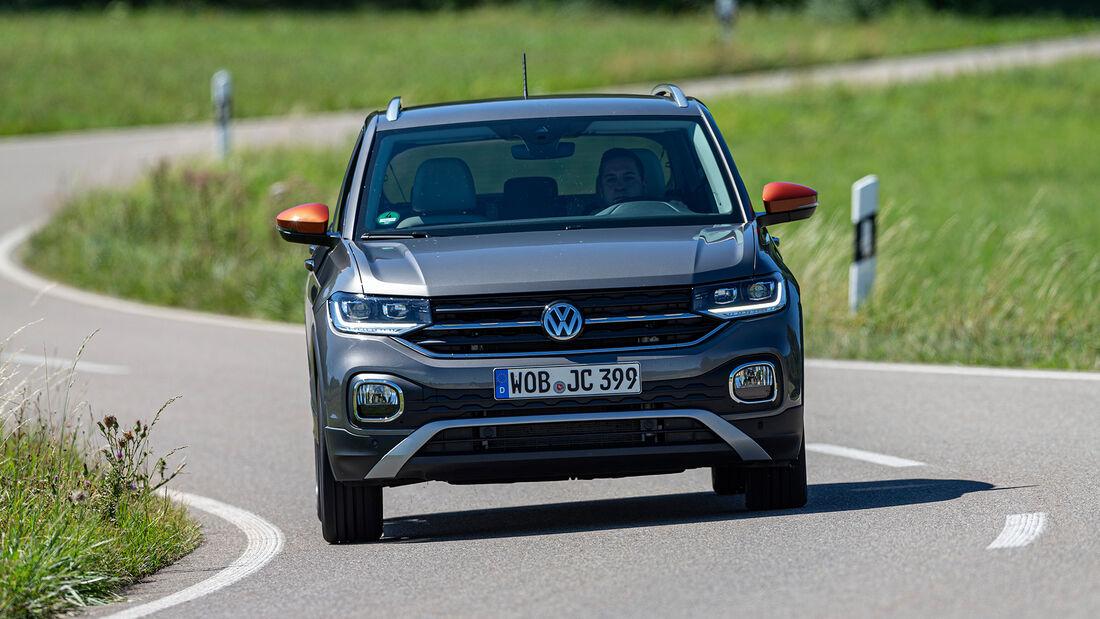 VW T-Cross 1.5 TSI Life, Exterieur
