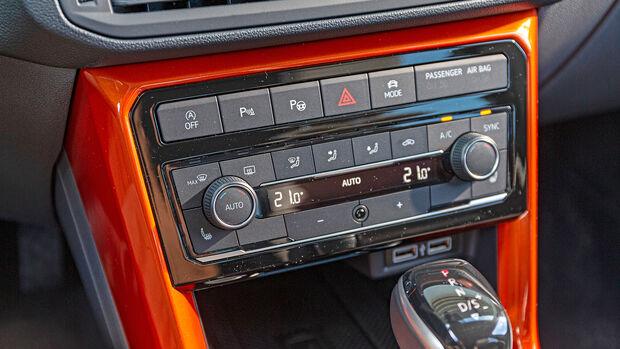 VW T-Cross 1.5 TSI Life, Interieur