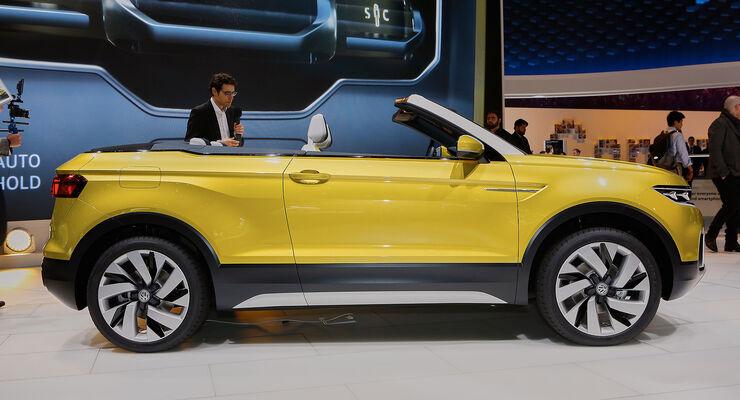 VW T-Cross Breeze
