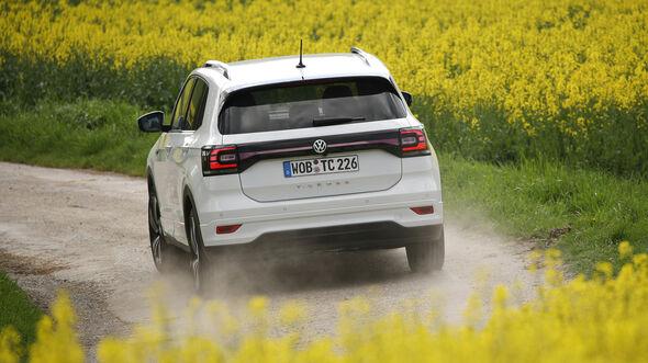 VW T-Cross, Exterieur