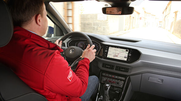VW T-Cross, Innenraum, Cockpit