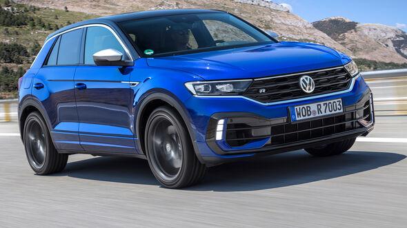 VW T-ROC R Fahrbericht Nizza 2019