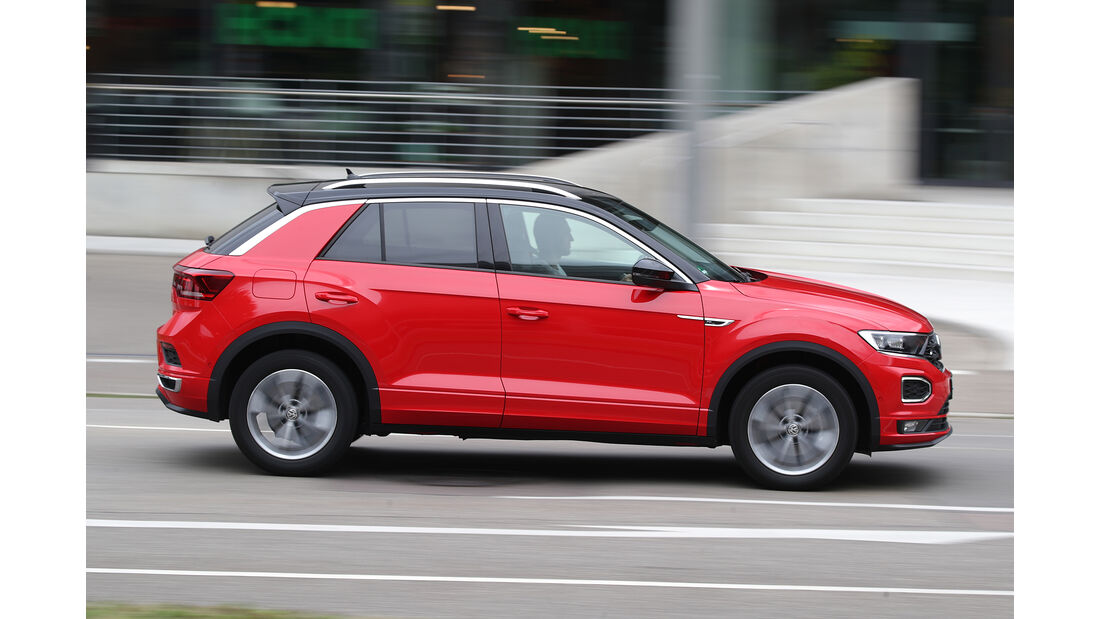 VW T-Roc 1.0 TSI Style, Exterieur