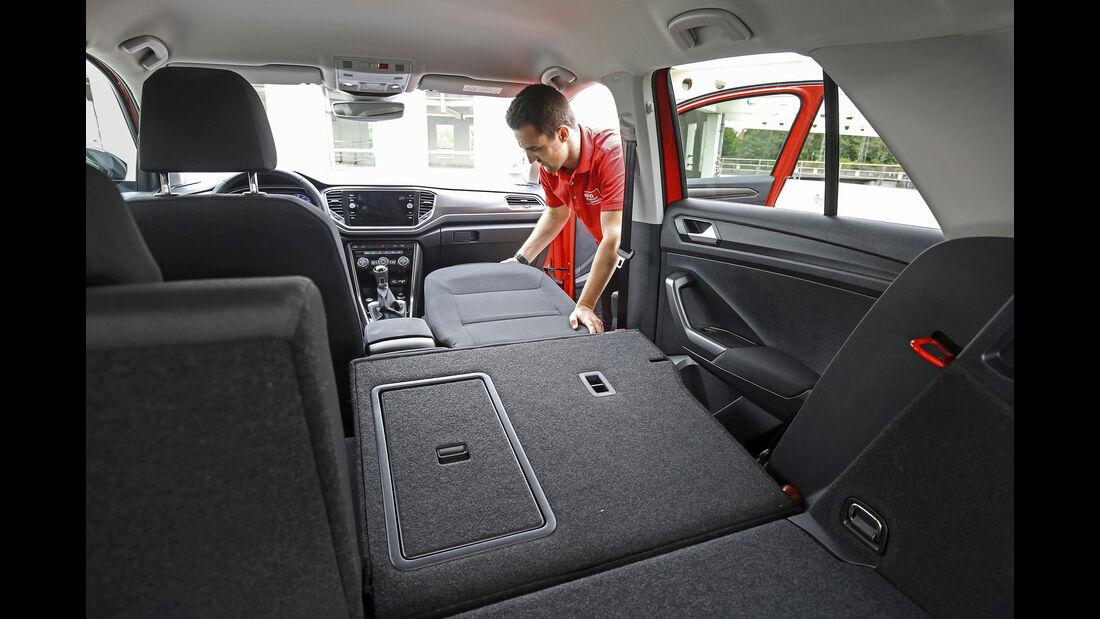 VW T-Roc 1.0 TSI Style, Interieur