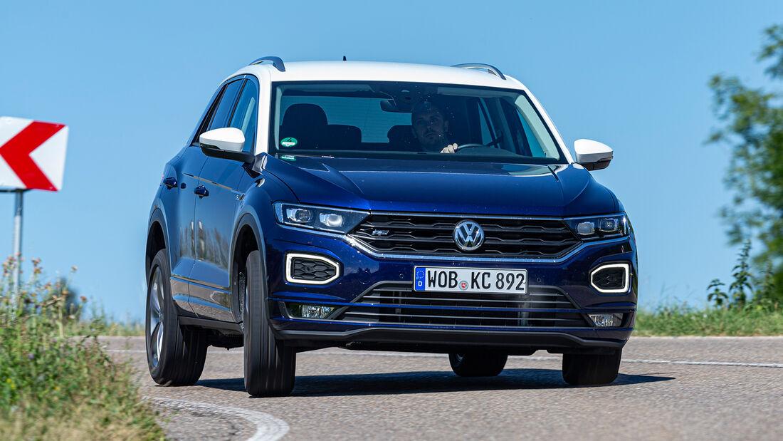 VW T-Roc 1.5 TSI Style, Exterieur