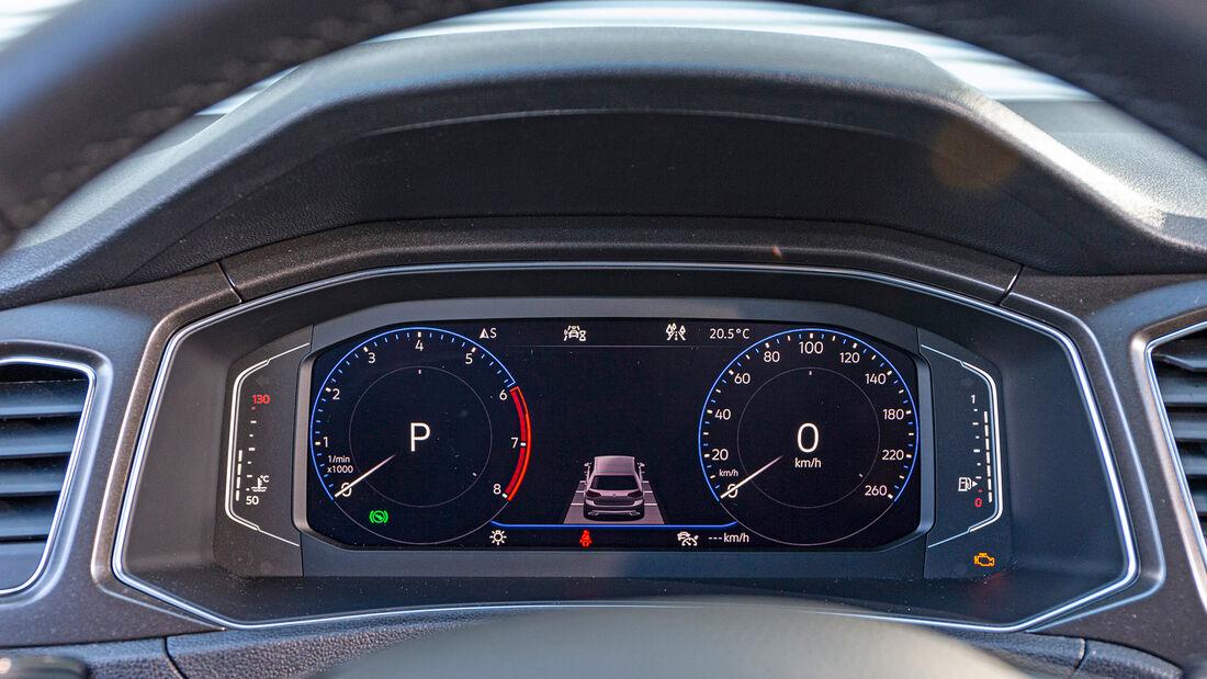 VW T-Roc 1.5 TSI Style, Interieur