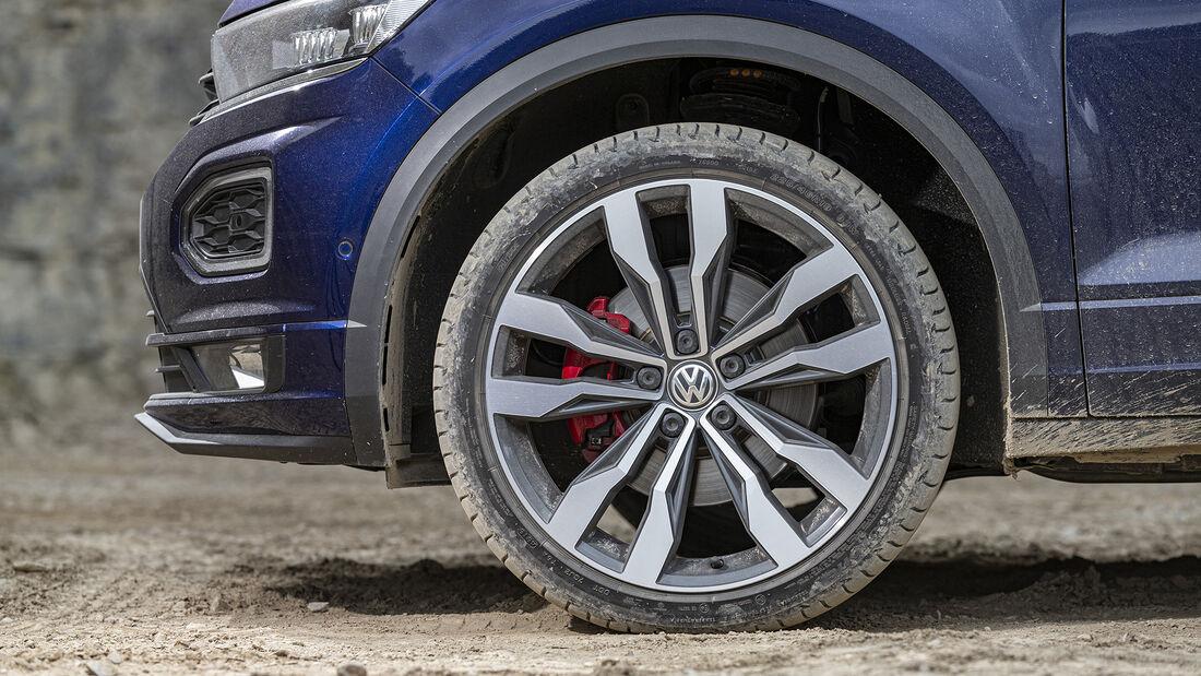 VW T-Roc 2.0 TDI 4Motion,Exterieur