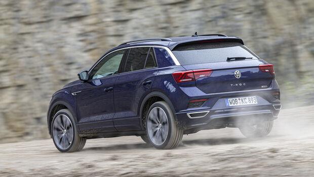 VW T-Roc 2.0 TDI 4Motion, Exterieur