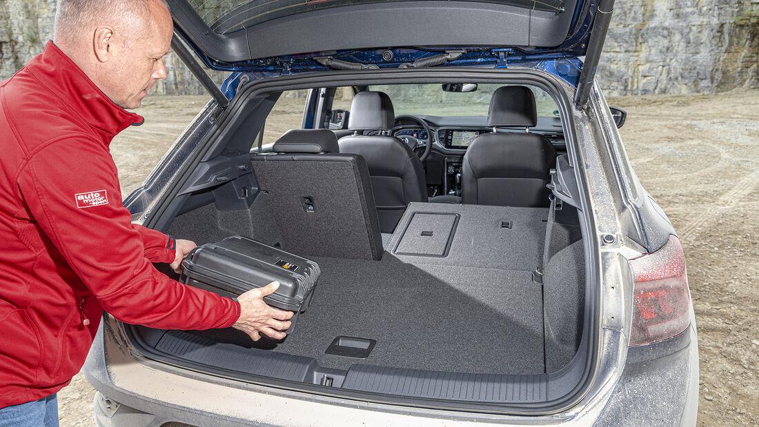VW T-Roc 2.0 TDI 4Motion, Kofferraum