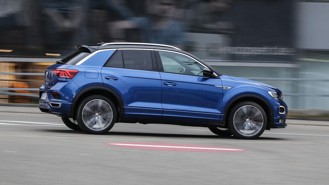 VW T-Roc 2.0 TSI 4 Motion, Exterieur