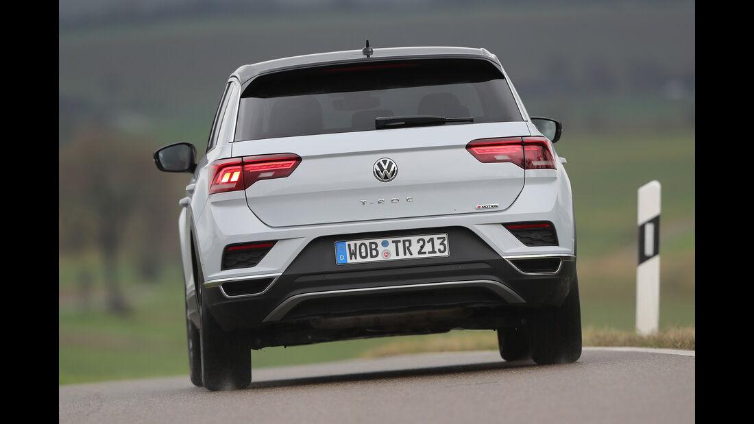 VW T-Roc 2.0 TSI 4Motion