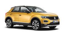 VW T-Roc (2018) 3/4 Front