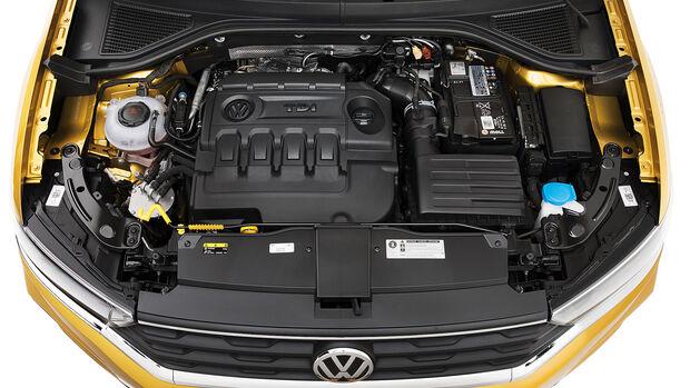 VW T-Roc (2018) Motor