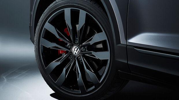 VW T-Roc Black Style