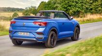 """VW T-Roc Cabriolet R-Line """"Edition Blue"""""""
