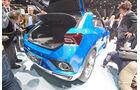 VW T-Roc, Genfer Autosalon, Messe, 2014