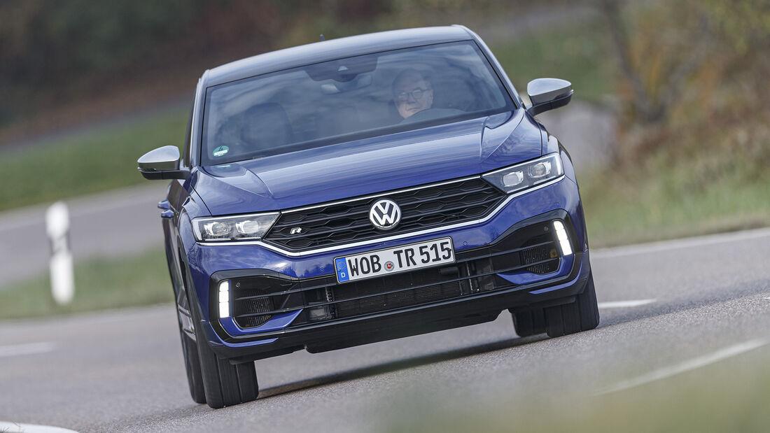 VW T-Roc R, Exterieur