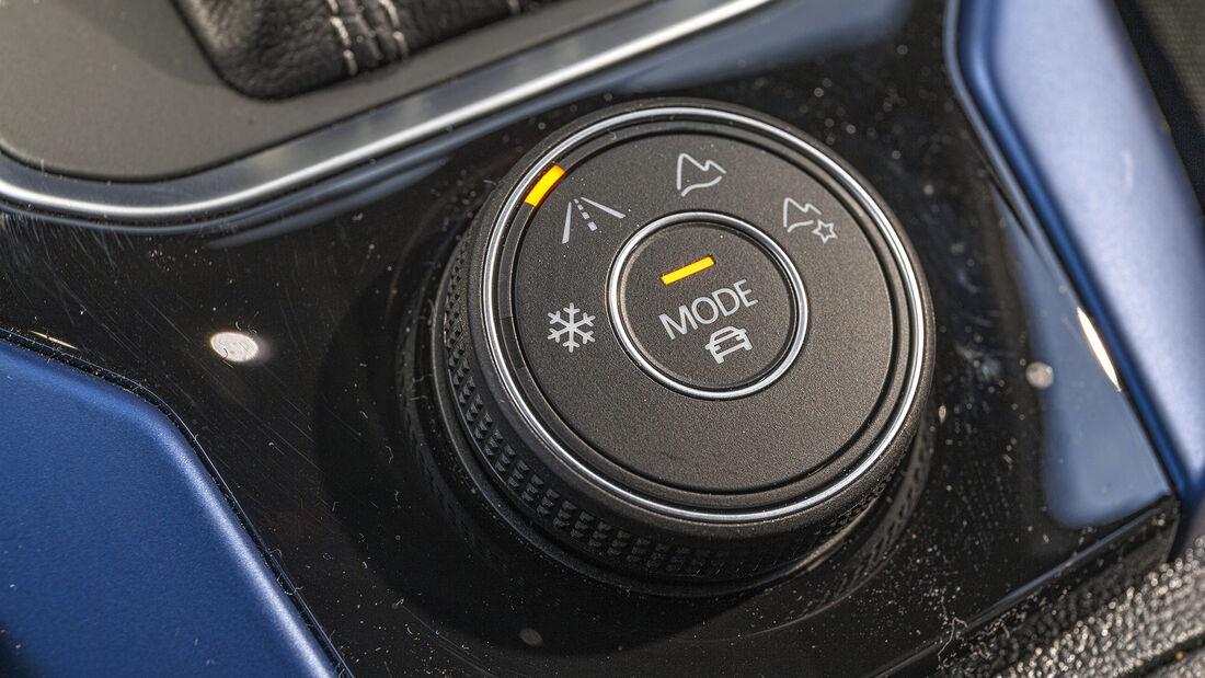 VW T-Roc R, Interieur