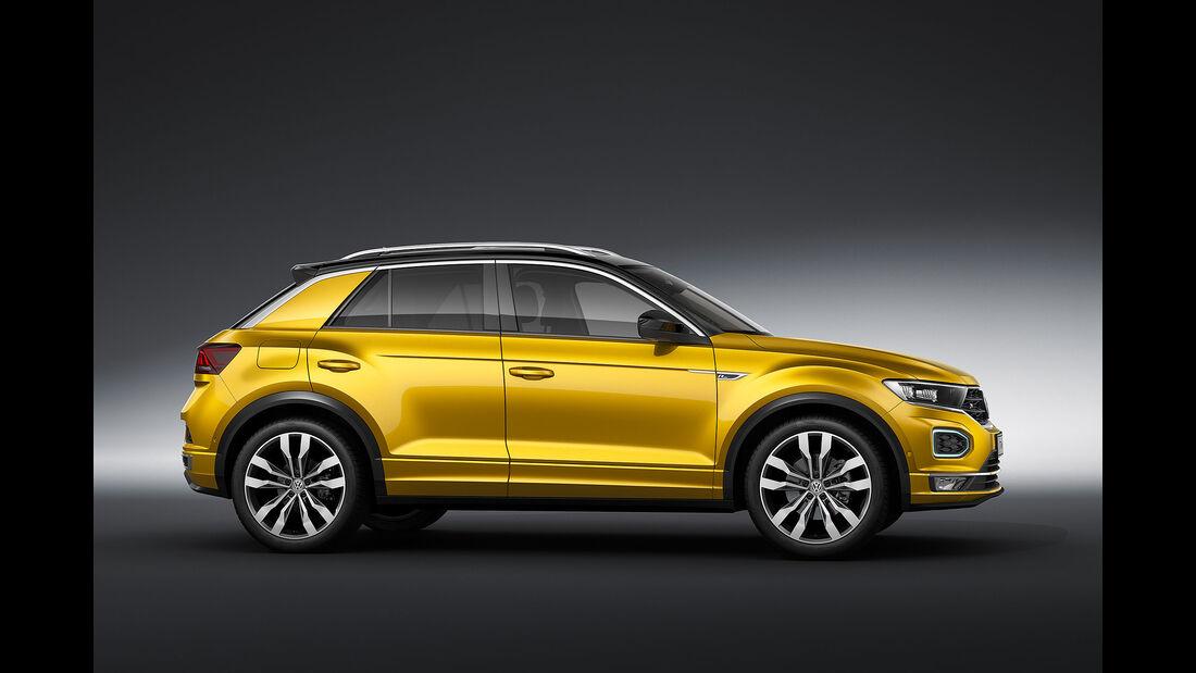VW T-Roc R-Line IAA 2017