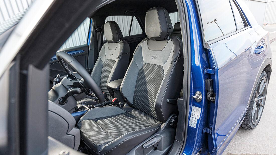 VW T-Roc R Test