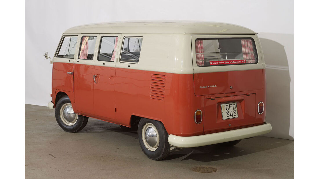 VW T1 Bulli (1965)