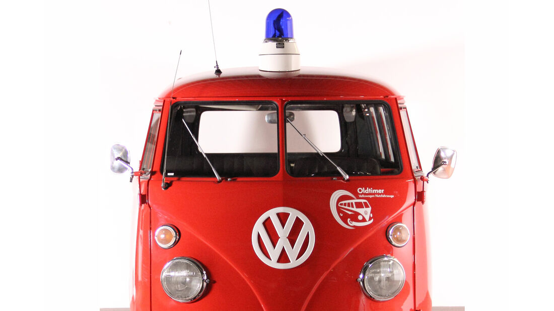 VW T1 Bulli Feuerwehr