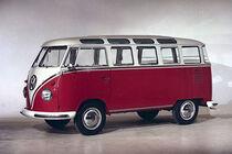 VW T1 Bulli Historie