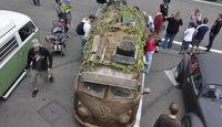 VW T1 Bus Doka Crewcab Ratte