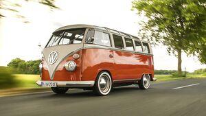 VW T1 Samba E-Bulli (2019)