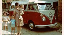 VW T1 Samba Familie Schönbach