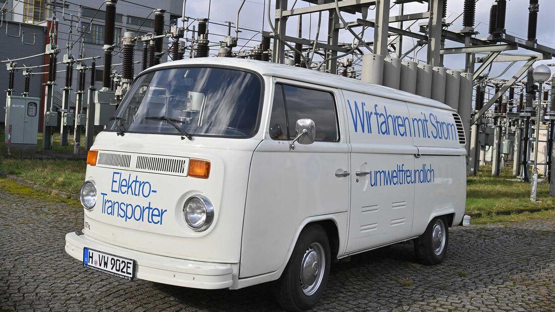 VW T2 Elektro-Transporter (1978)