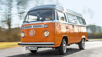 VW T2, Frontansicht