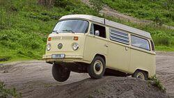 VW T2 und VW T6 im Vergleichstest