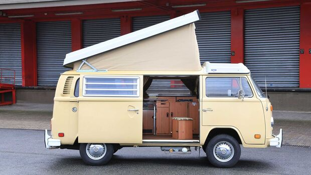 VW T2b (1978) Westfalia Camper