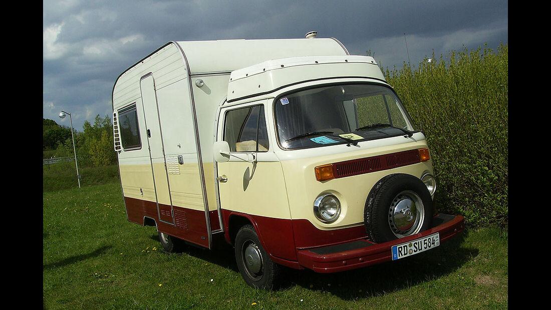 VW T2b Bus Wohnmobil