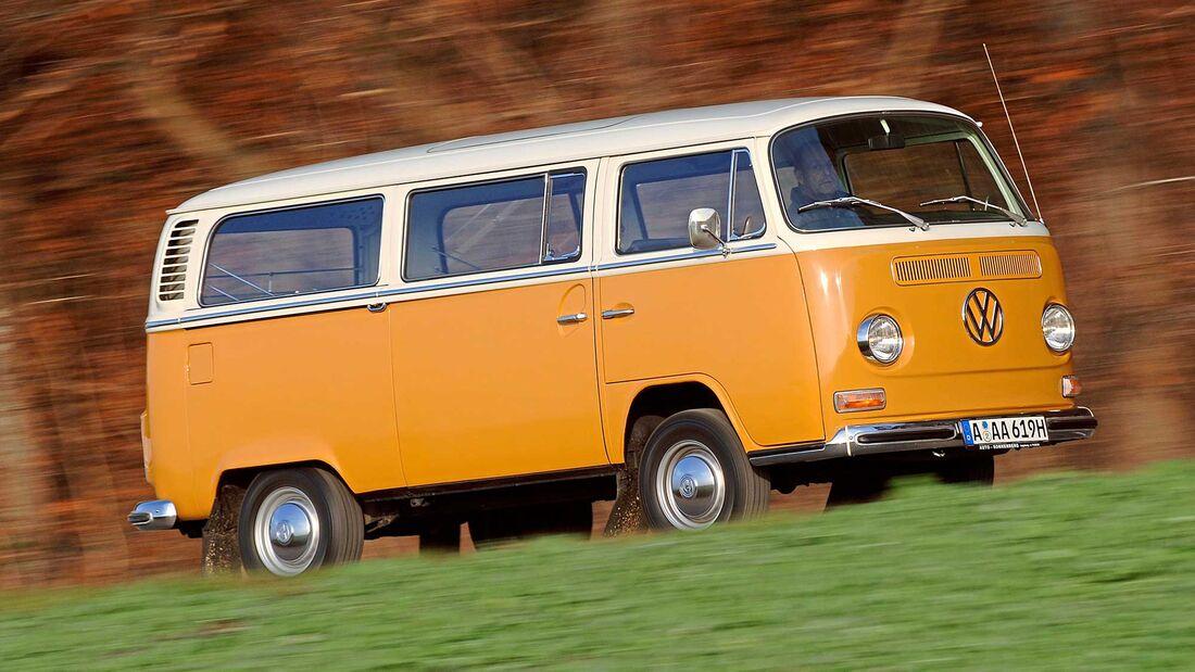 VW T2b Kombi