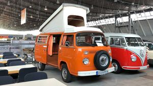 VW T2b Westfalia