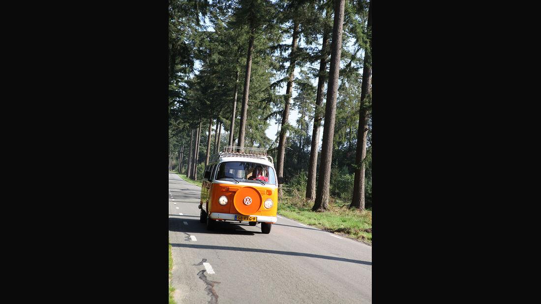 VW T2c aus den Niederlanden
