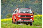 VW T3 1.6 TD, Frontansicht
