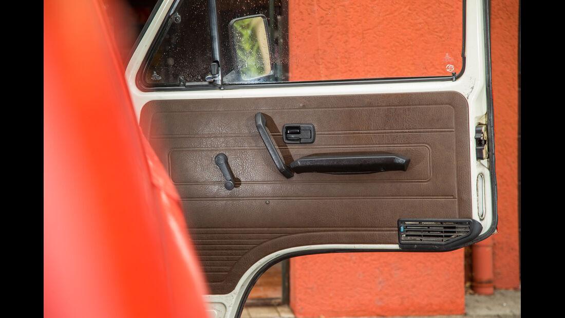 VW T3 1.6 TD, Seitentür