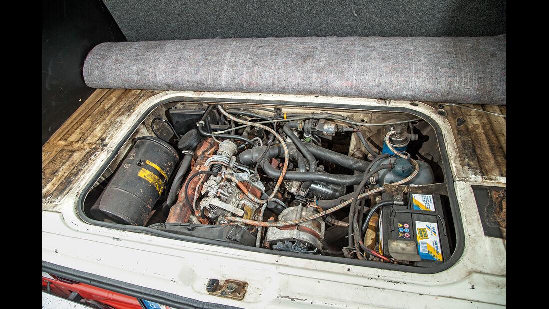 VW T3, Motor