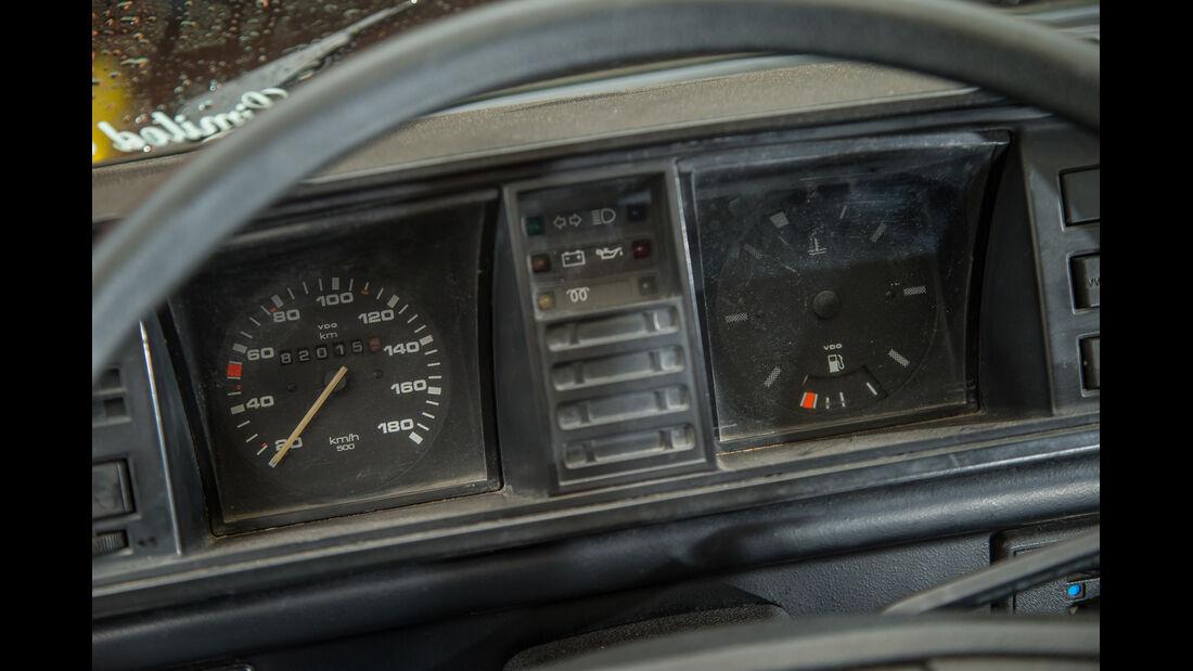 VW T3, Rundinstrumente