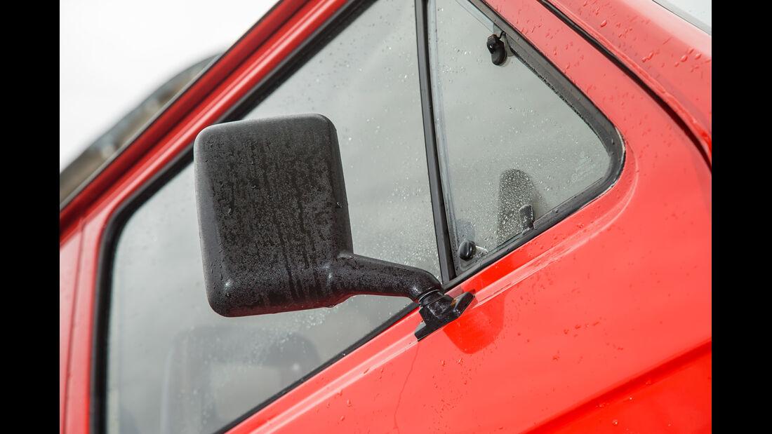 VW T3, Seitenspiegel